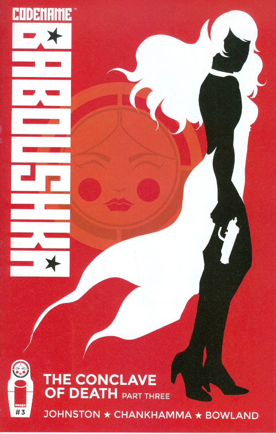 Codename Baboushka Conclave Of Death #3 Cover A Shari Chankhamma