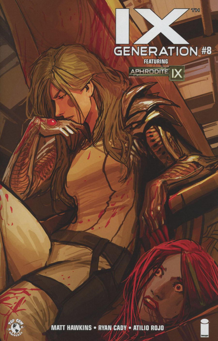 IXth Generation #8 Cover A Stjepan Sejic