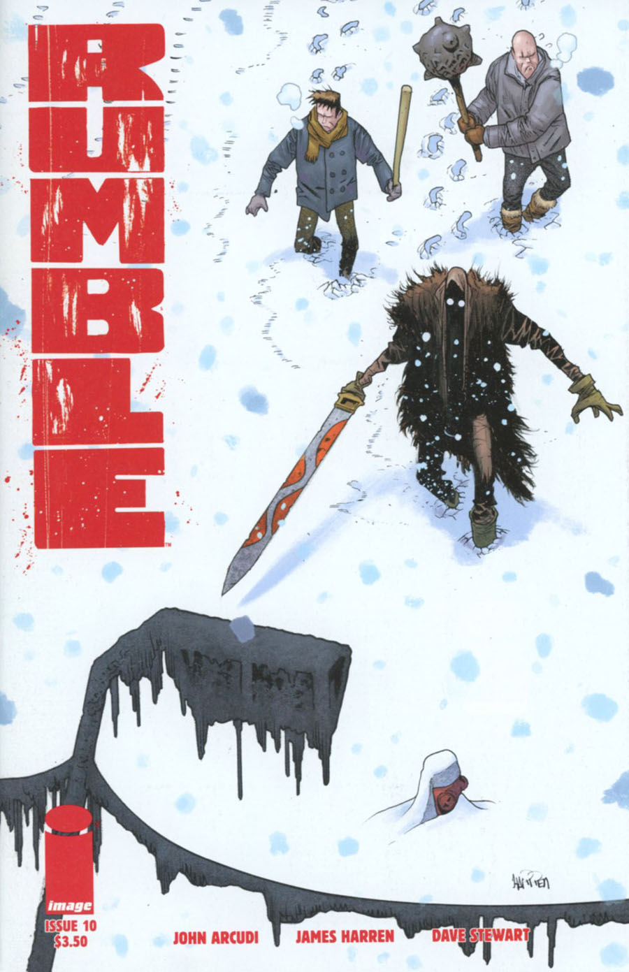 Rumble #10