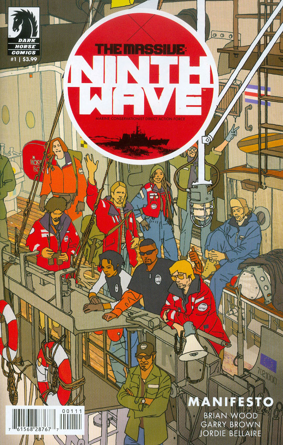Massive Ninth Wave #1