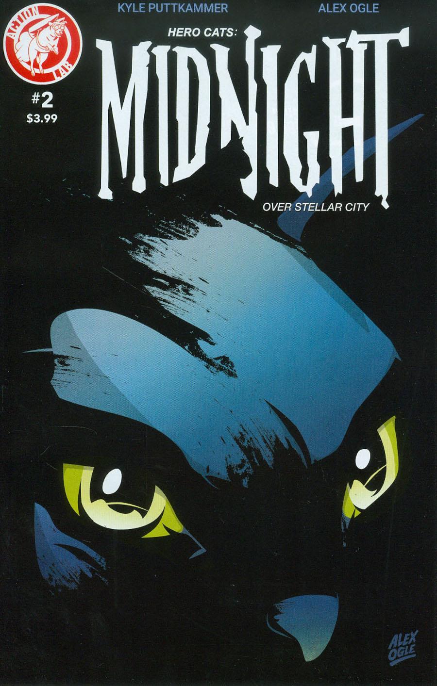 Hero Cats Midnight Over Stellar City #2