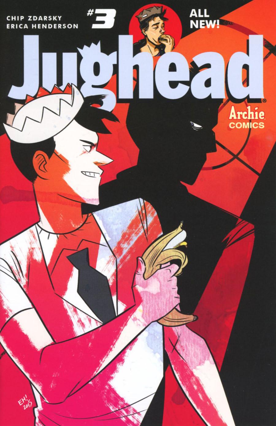 Jughead Vol 3 #3 Cover A Regular Erica Henderson Cover