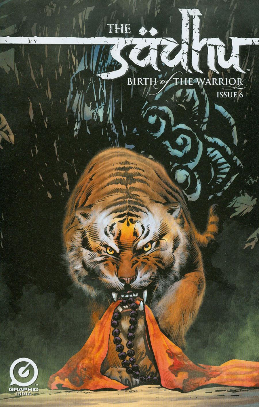 Sadhu Birth Of The Warrior #6