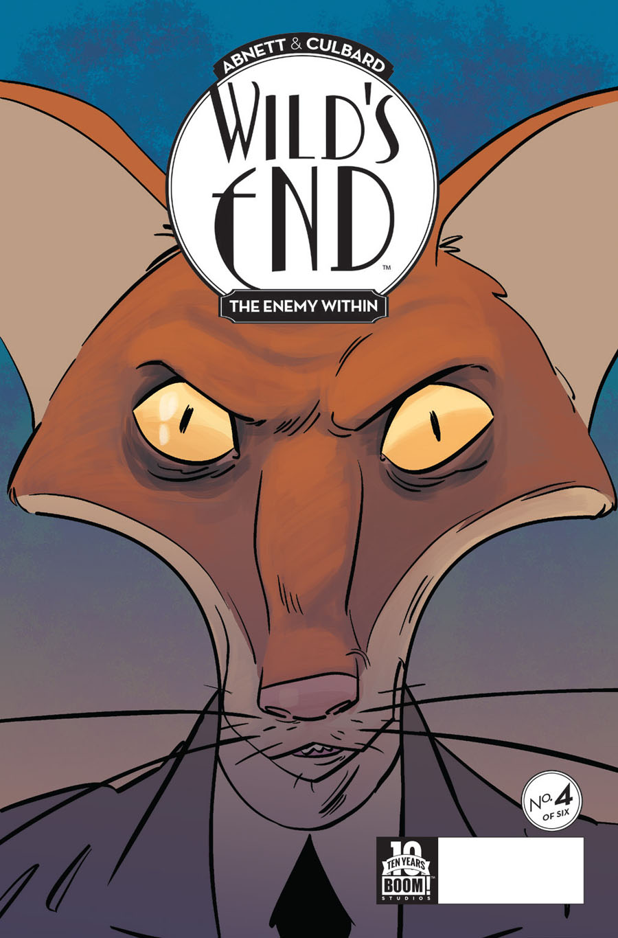 Wilds End Enemy Within #4
