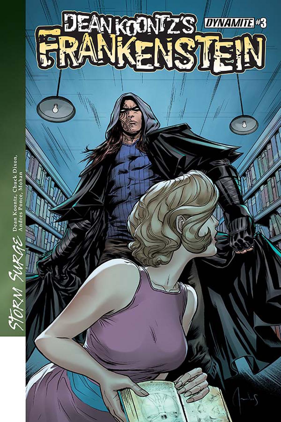 Dean Koontzs Frankenstein Storm Surge #3