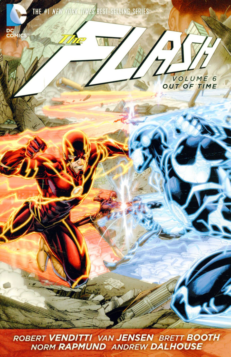 Flash (New 52) Vol 6 Out Of Time TP