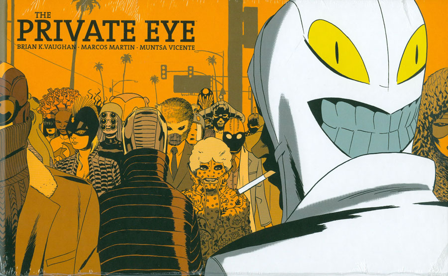 Private Eye Deluxe Edition HC