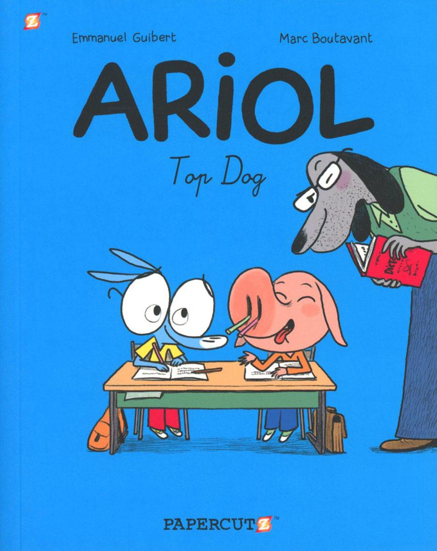 Ariol Vol 7 Top Dog SC