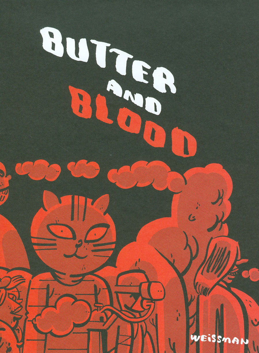 Butter And Blood GN