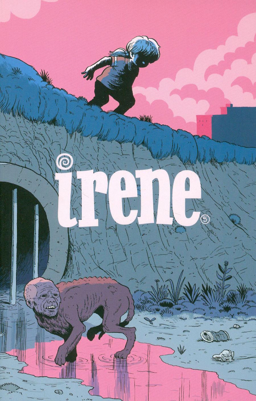 Irene Vol 5 GN