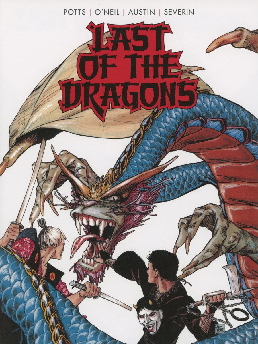 Last Of The Dragons GN