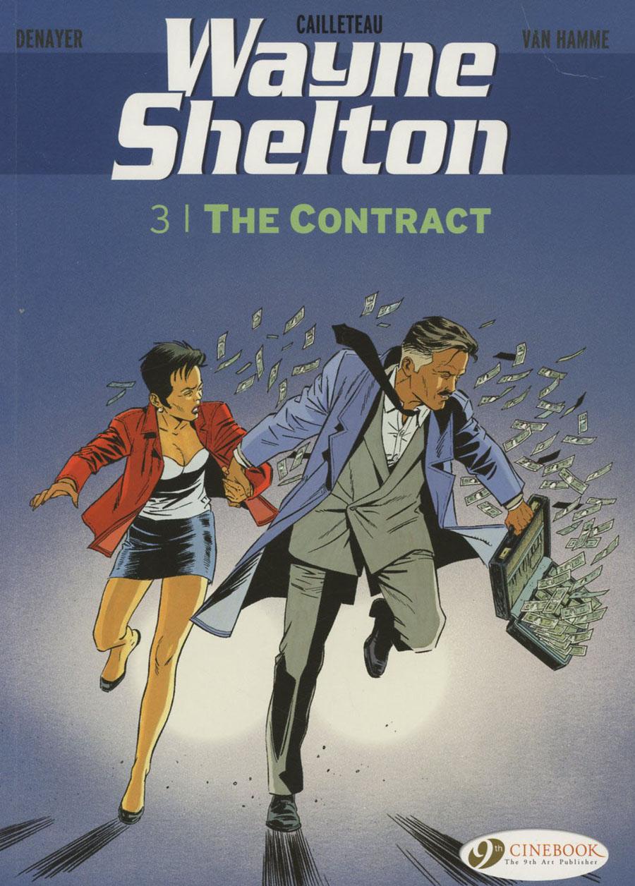 Wayne Shelton Vol 3 The Contract GN