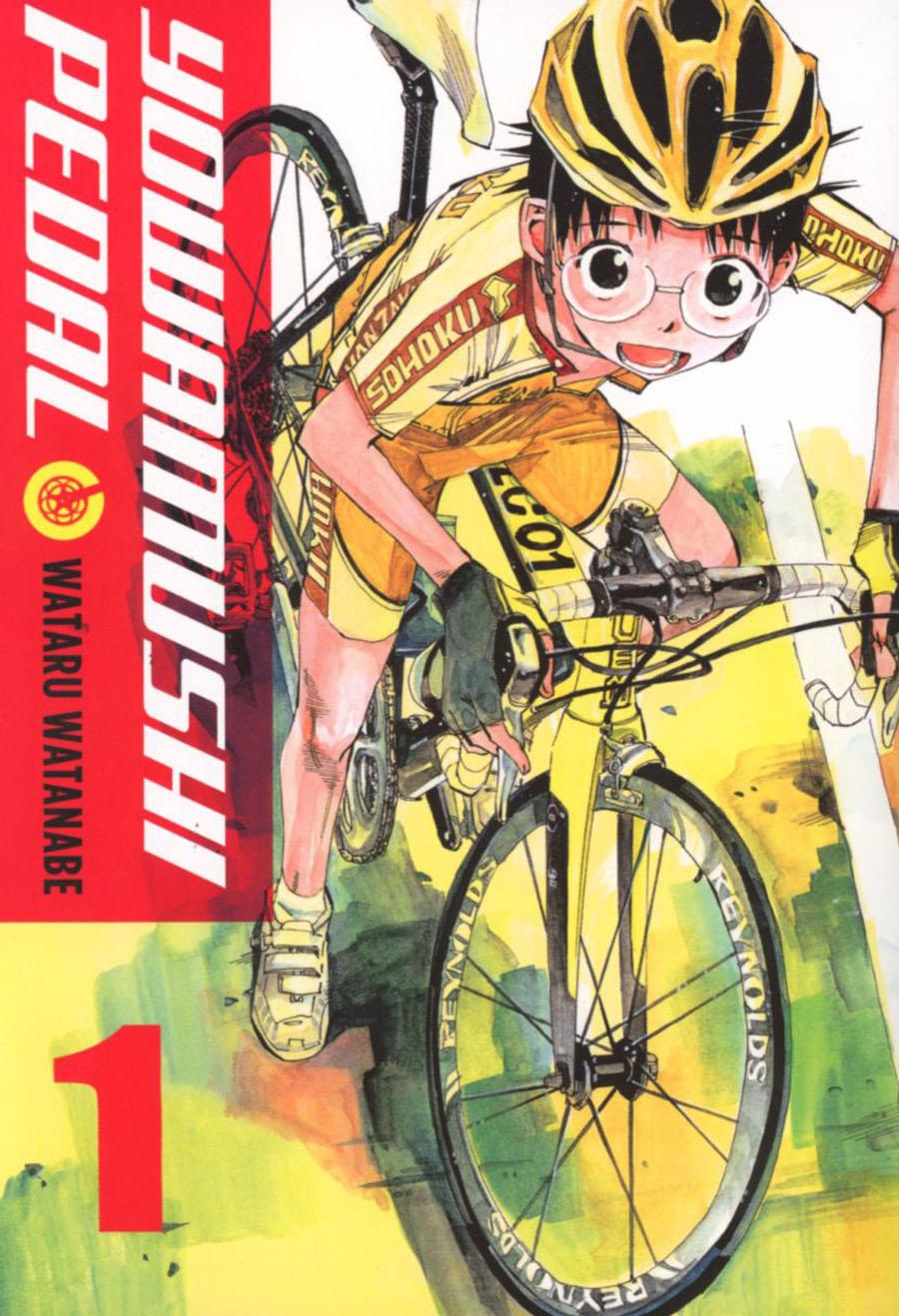 Yowamushi Pedal Vol 1 GN
