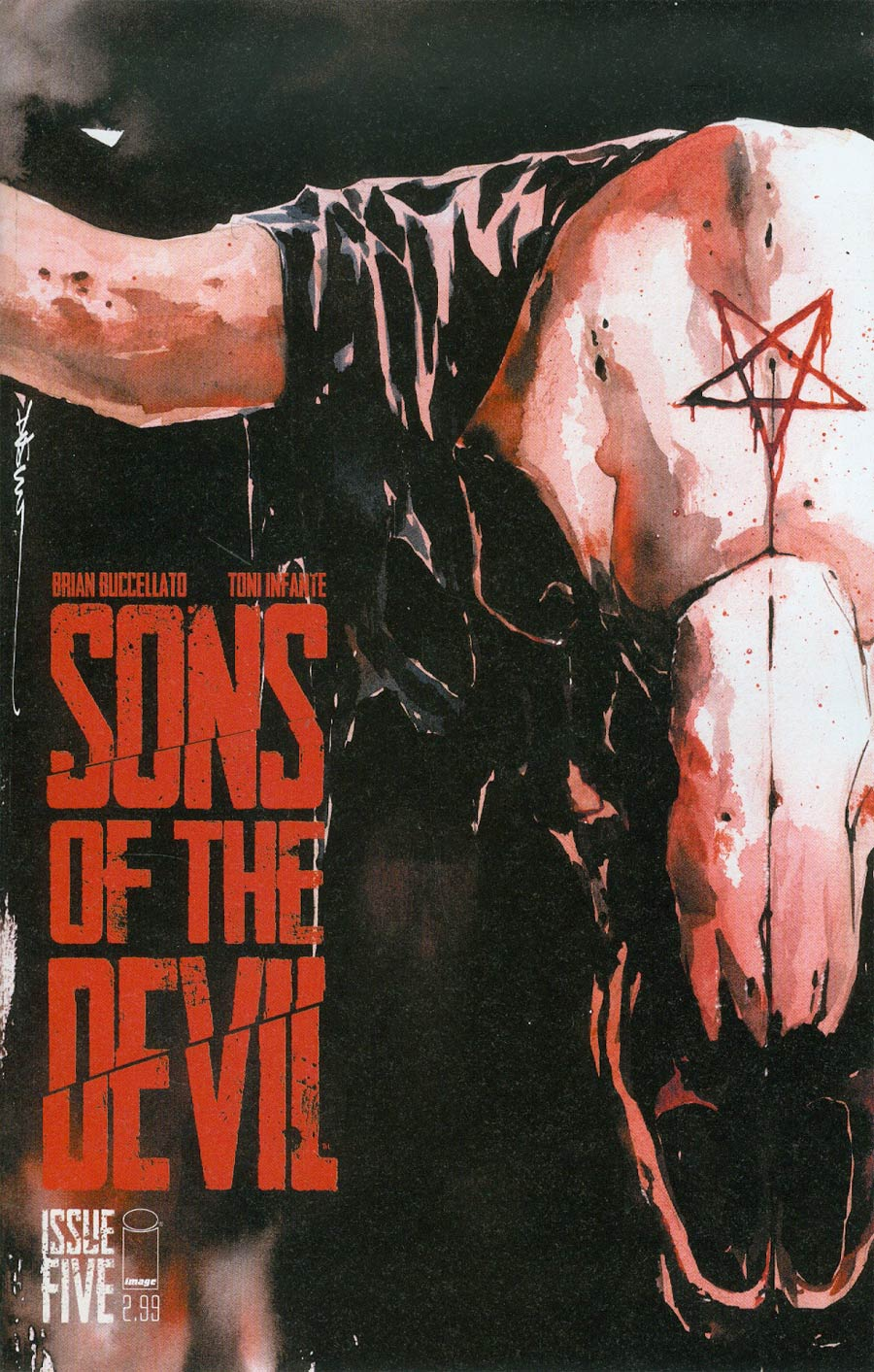 Sons Of The Devil #5 Cover C Dustin Nguyen
