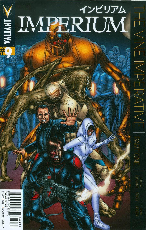 Imperium #9 Cover C Incentive Juan Jose Ryp Variant Cover