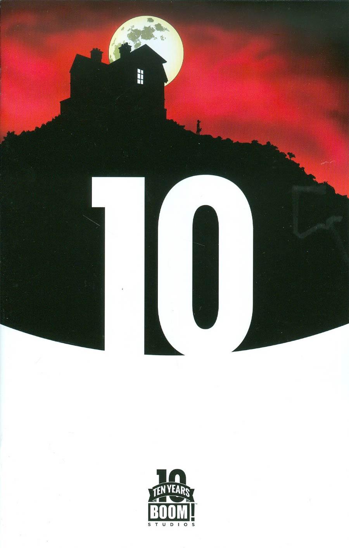 Rowans Ruin #1 Cover B Incentive Felipe Smith BOOM 10 Years Anniversary Virgin Variant Cover