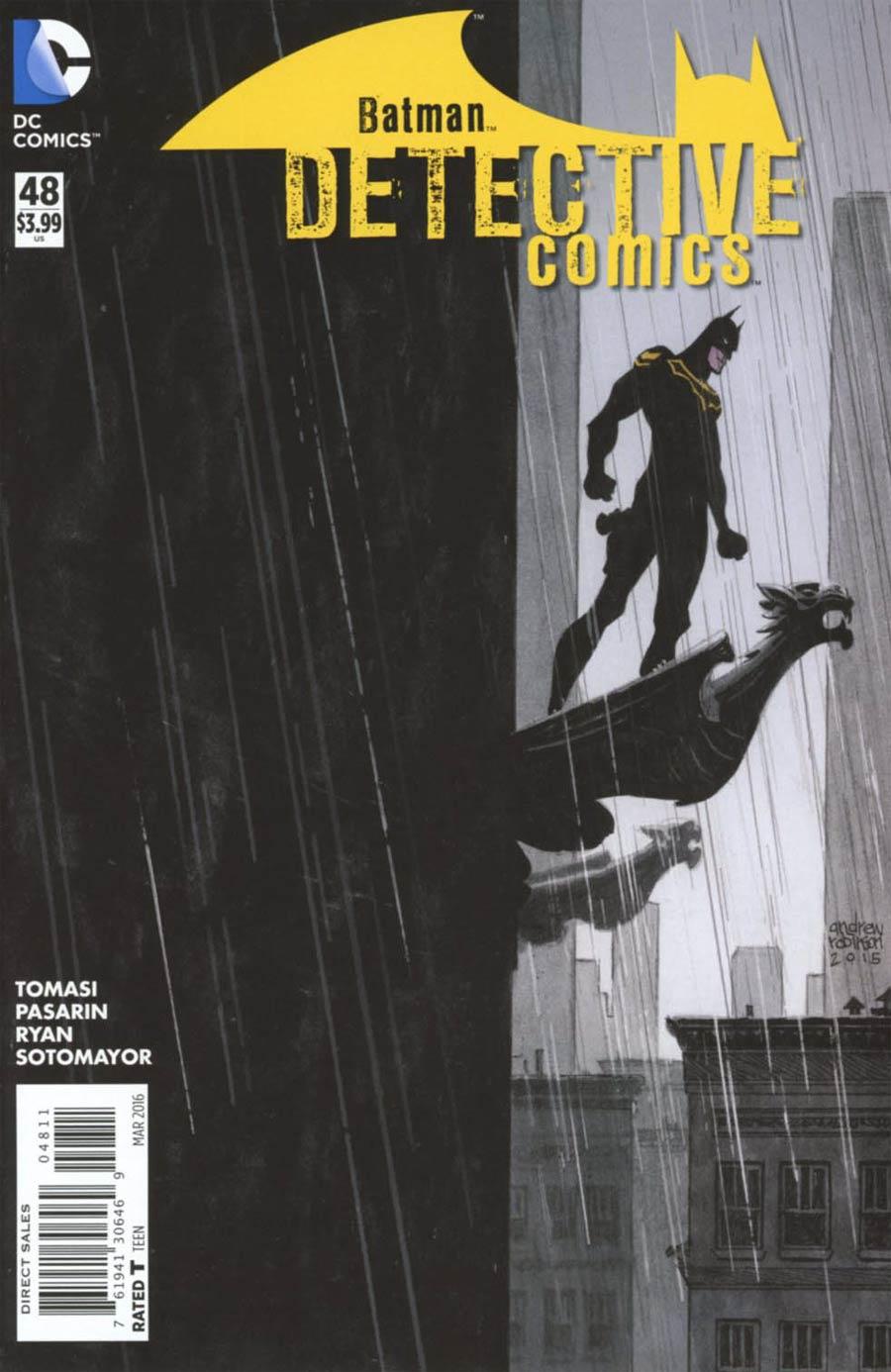 Detective Comics Vol 2 #48 Cover A Regular Andrew Robinson Cover