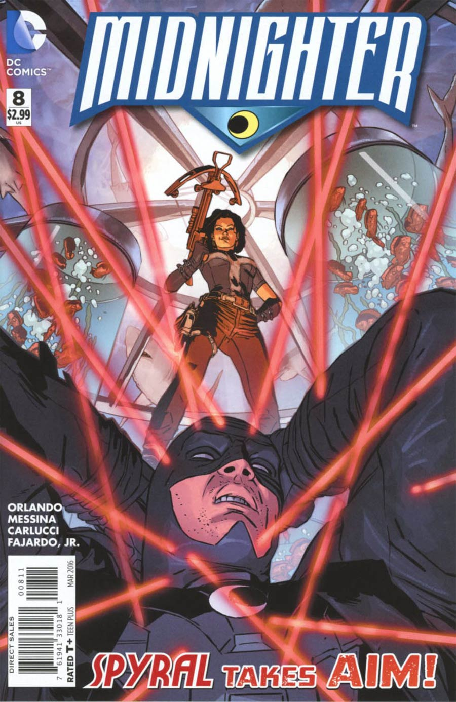 Midnighter Vol 2 #8