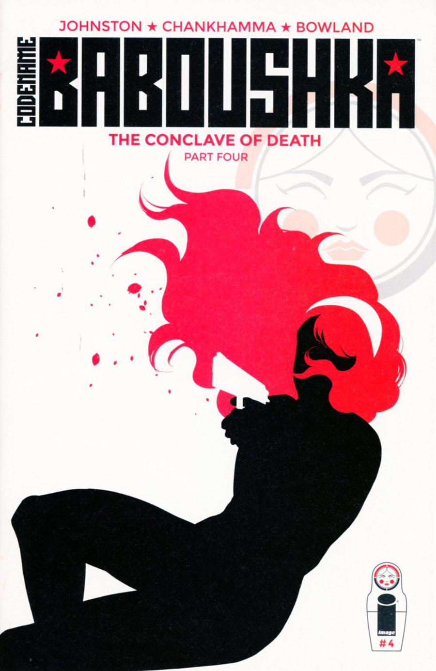 Codename Baboushka Conclave Of Death #4 Cover A Shari Chankhamma