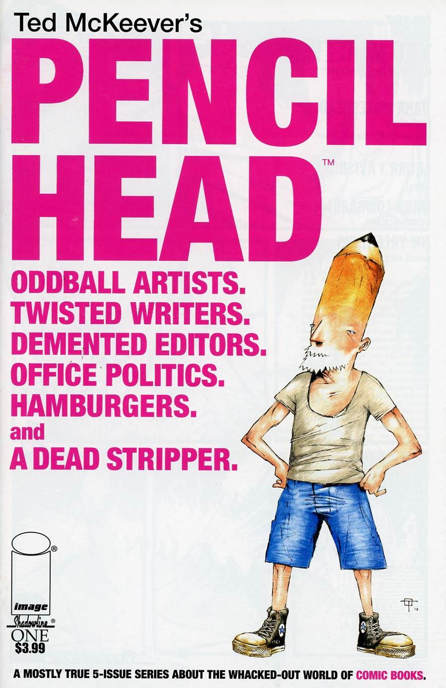 Pencil Head #1