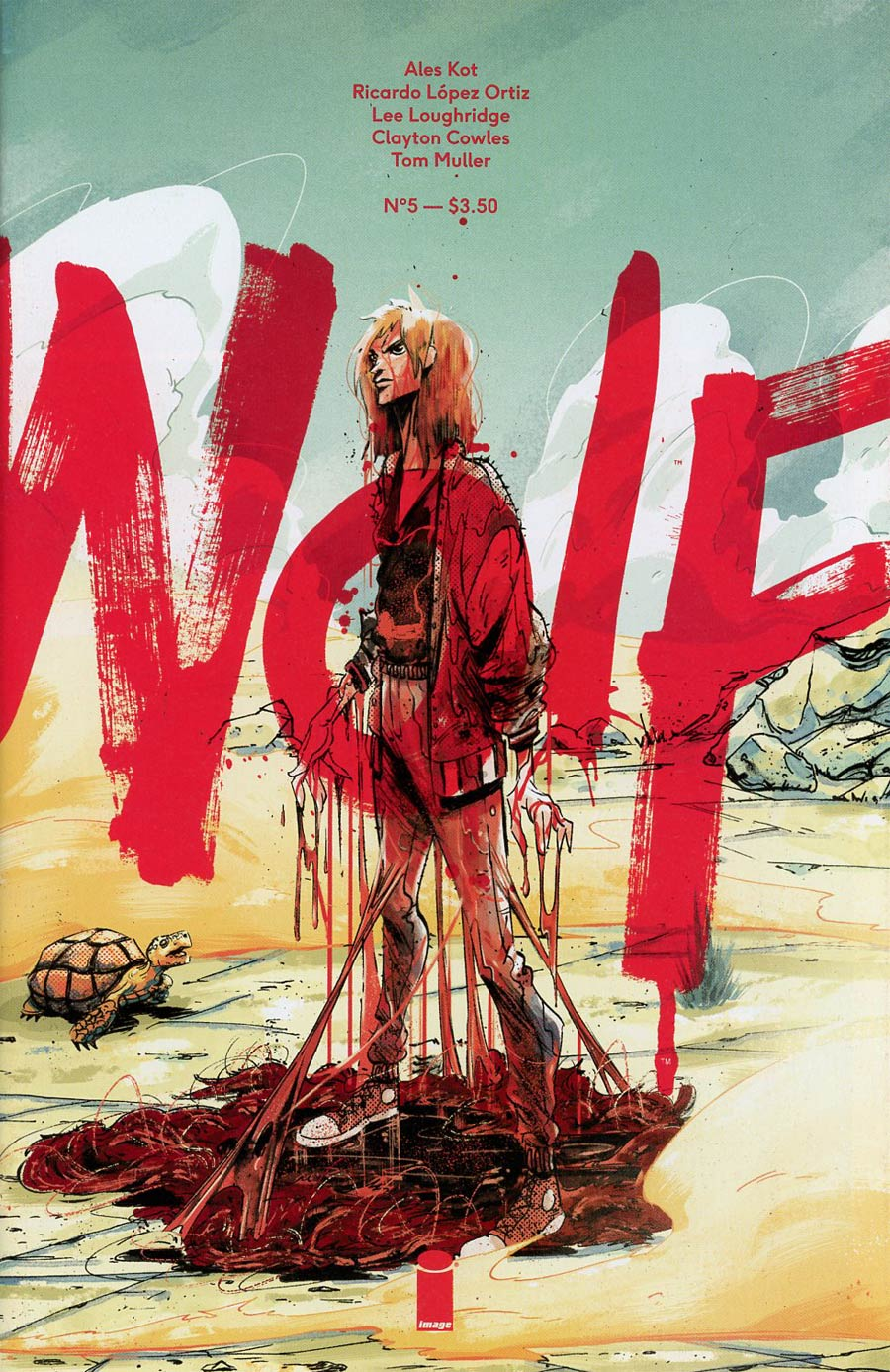 Wolf #5