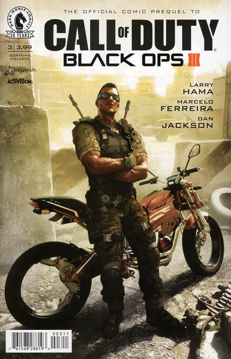 Call Of Duty Black Ops III #3