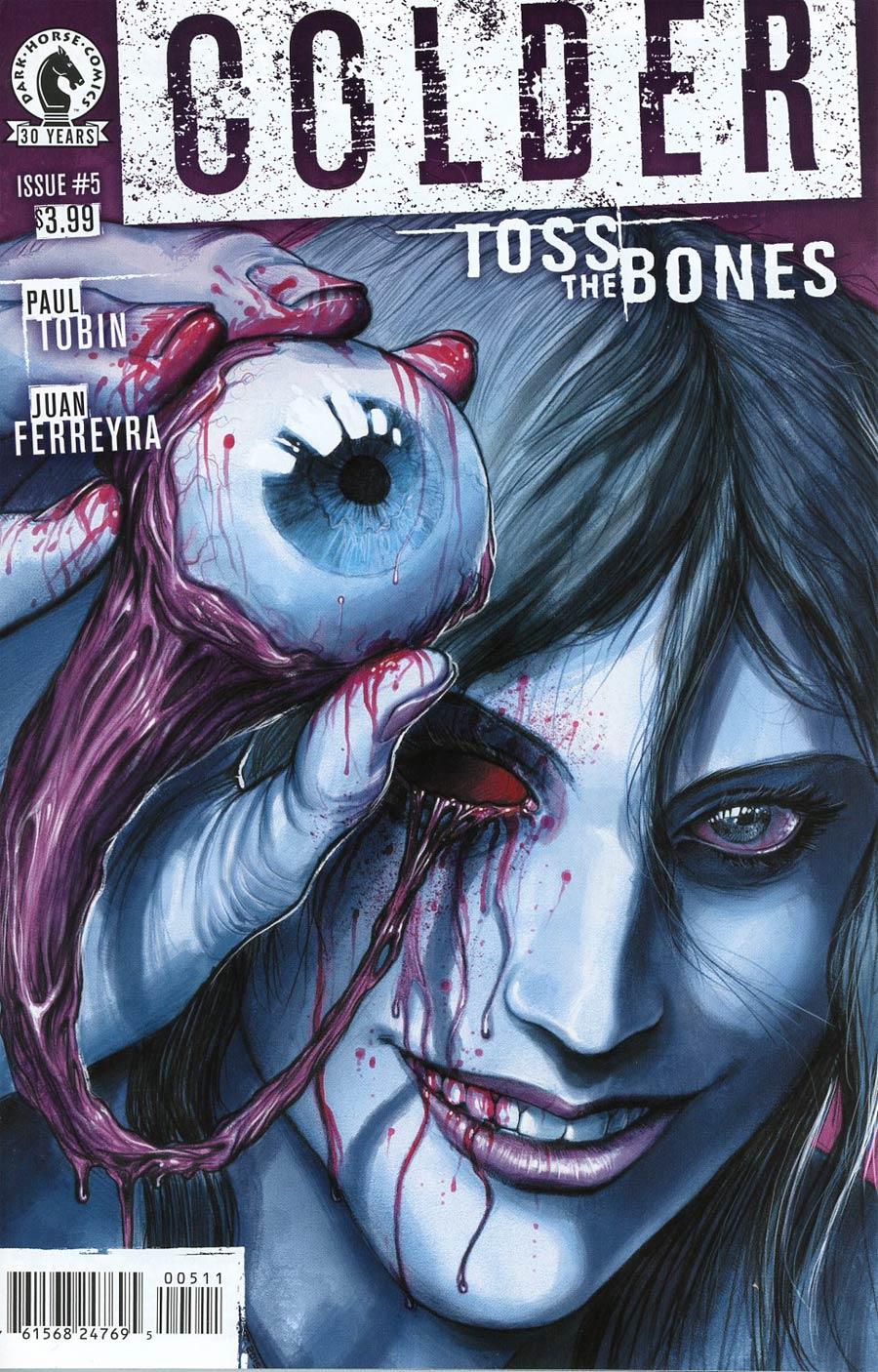 Colder Toss The Bones #5