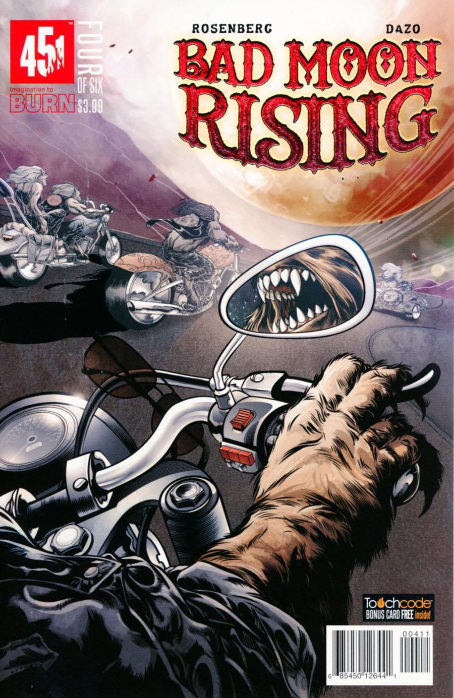 Bad Moon Rising #4