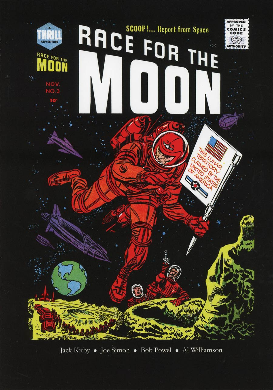 Race For The Moon Replica Edition One Shot