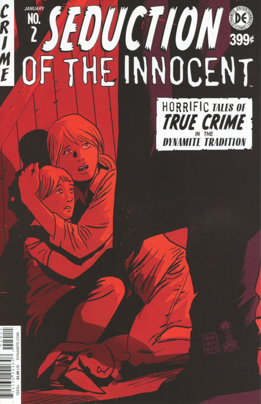 Seduction Of The Innocent (Dynamite) #2