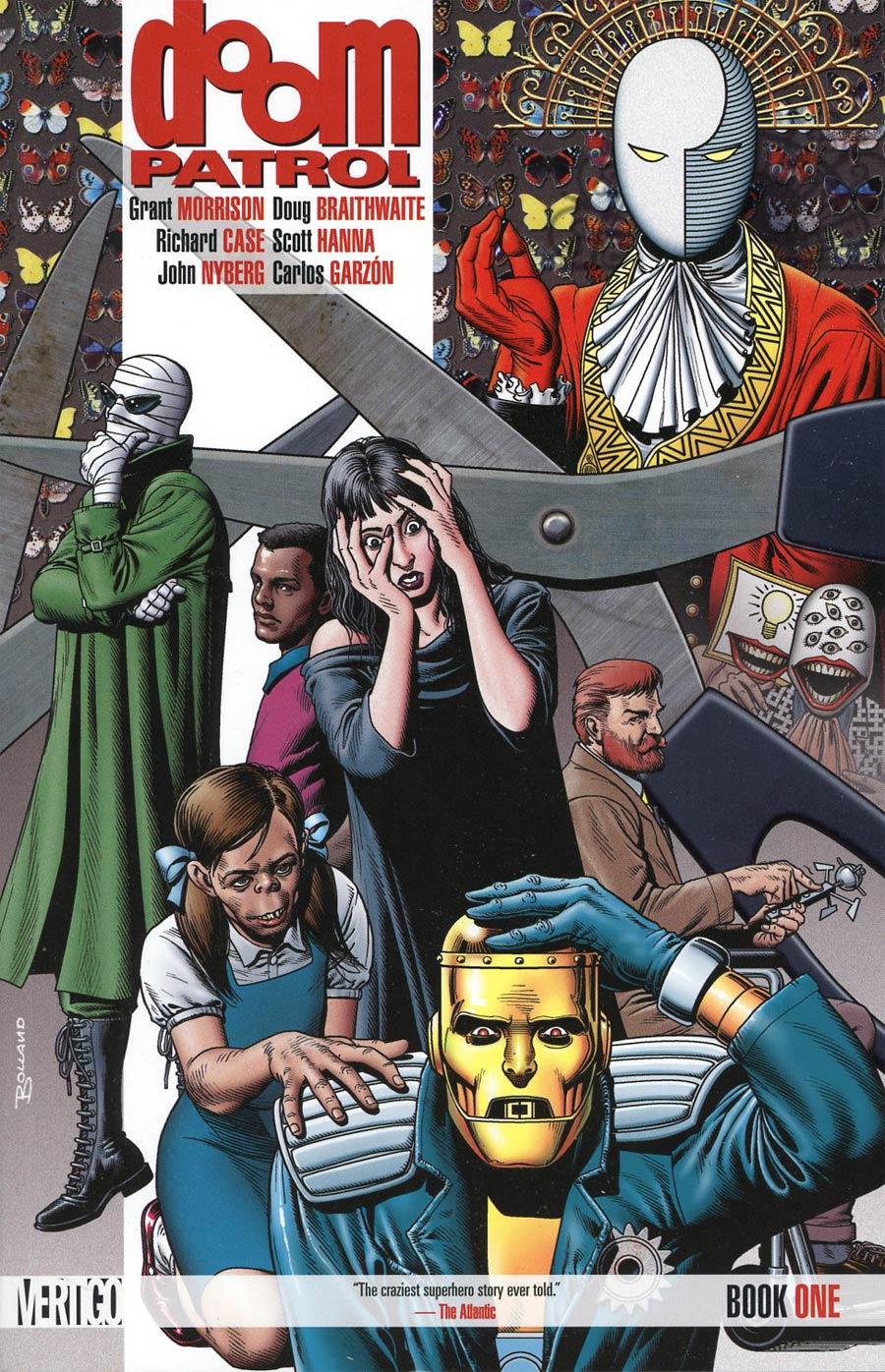 Doom Patrol Book 1 TP