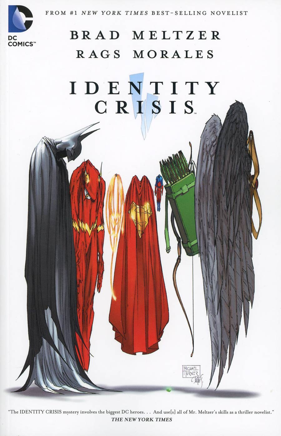 Identity Crisis TP New Edition