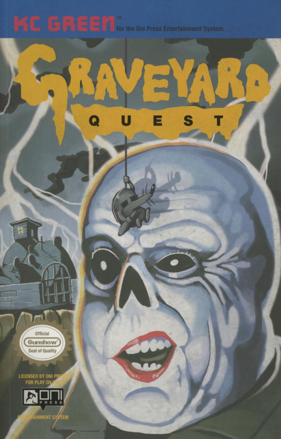 Graveyard Quest GN