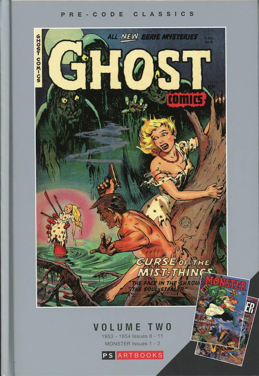 Pre-Code Classics Ghost Comics Vol 2 HC