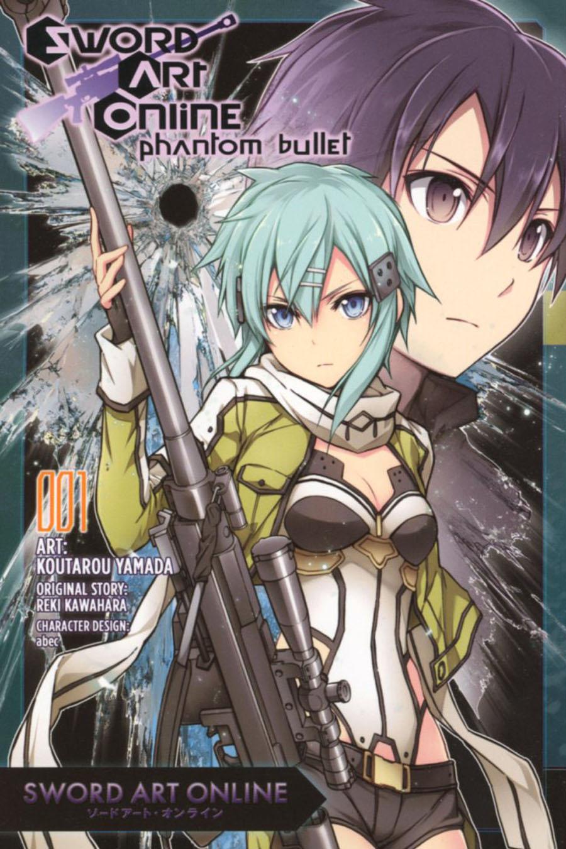 Sword Art Online Phantom Bullet Vol 1 GN