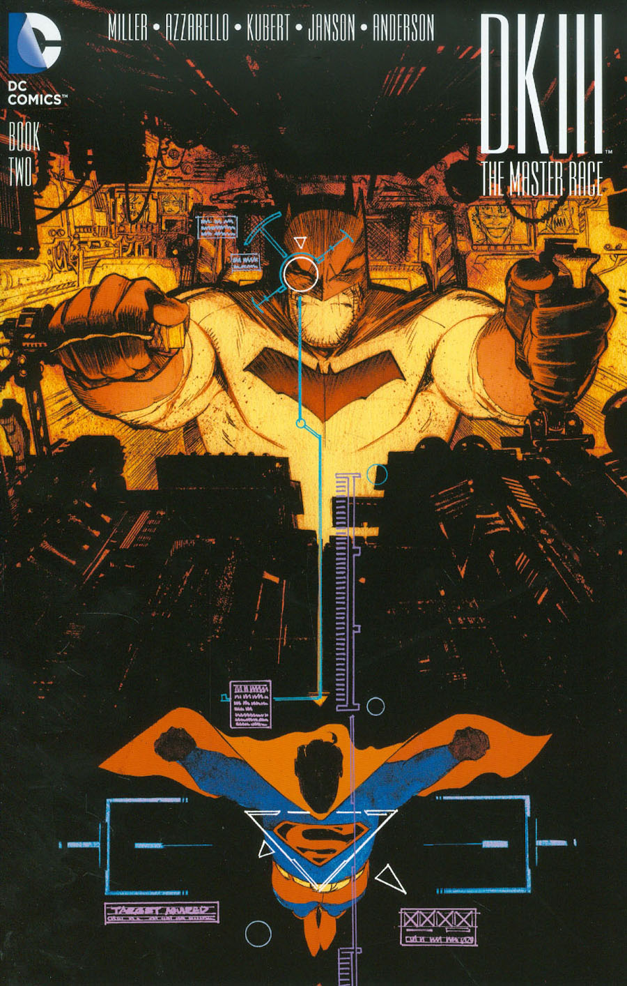 Dark Knight III The Master Race #2 Cover D Midtown Exclusive Sean Gordon Murphy Variant Cover