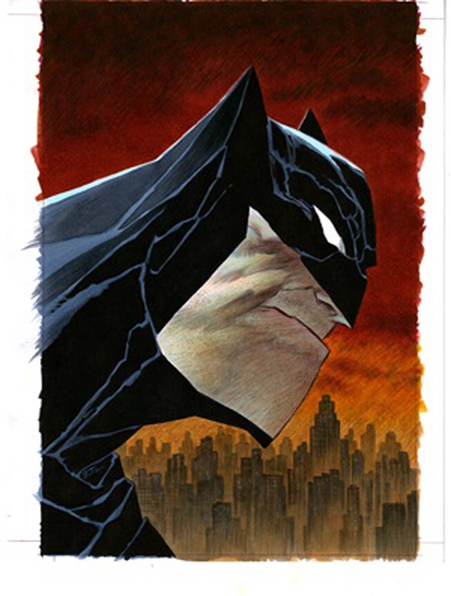 Dark Knight III The Master Race #1 Cover Z-D DF Exclusive Bruce Timm Variant Cover CGC