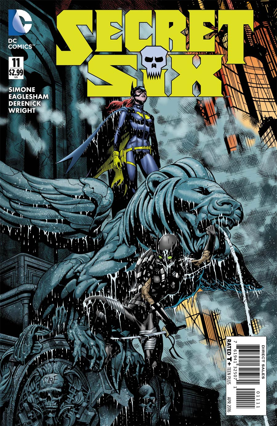 Secret Six Vol 4 #11