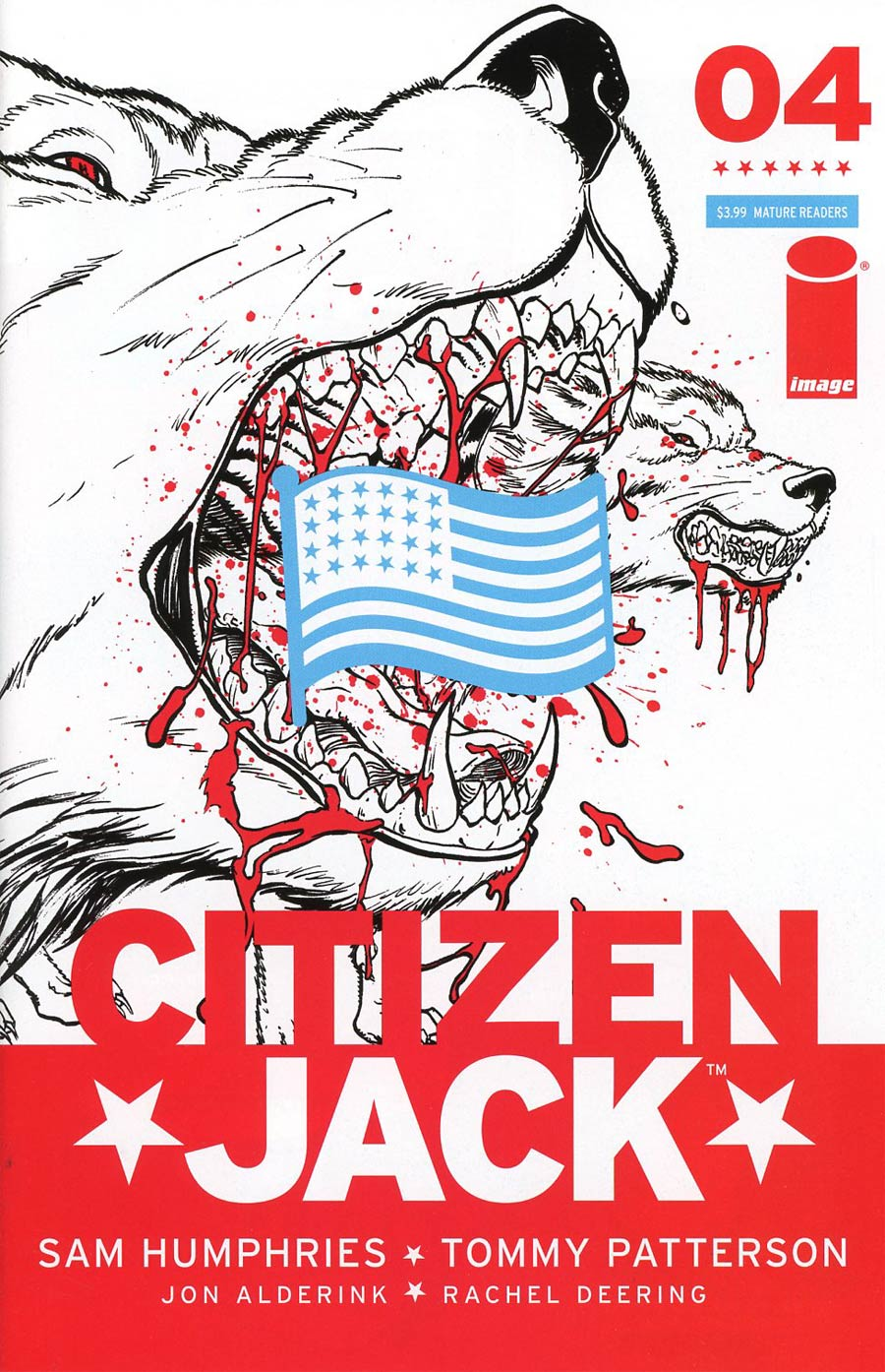 Citizen Jack #4 Cover A Tommy Patterson & Dylan Todd