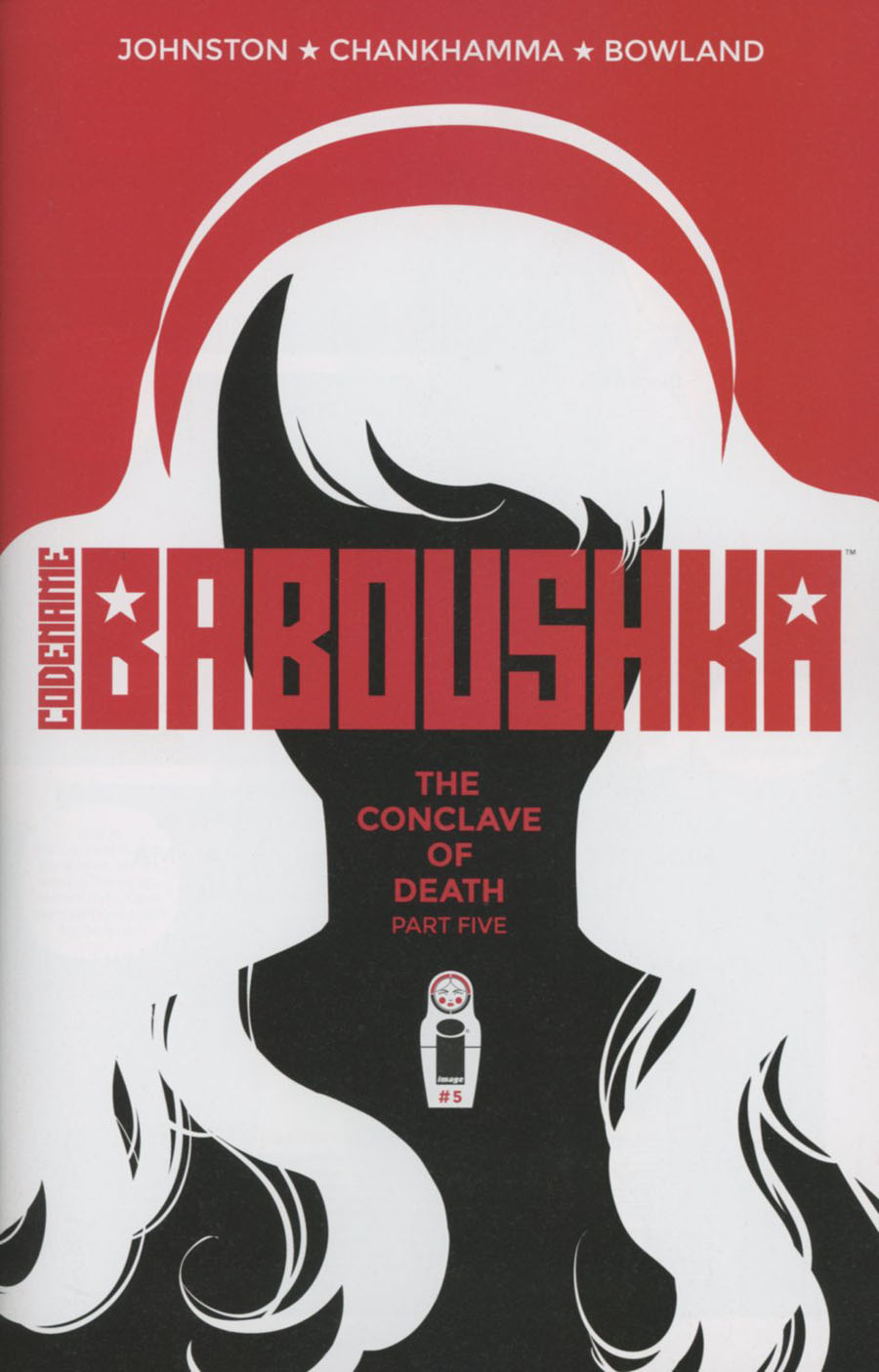 Codename Baboushka Conclave Of Death #5 Cover A Shari Chankhamma
