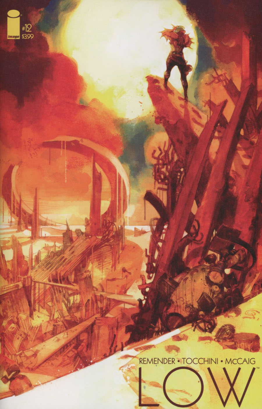 Low #12 Cover A Regular Greg Tocchini Cover