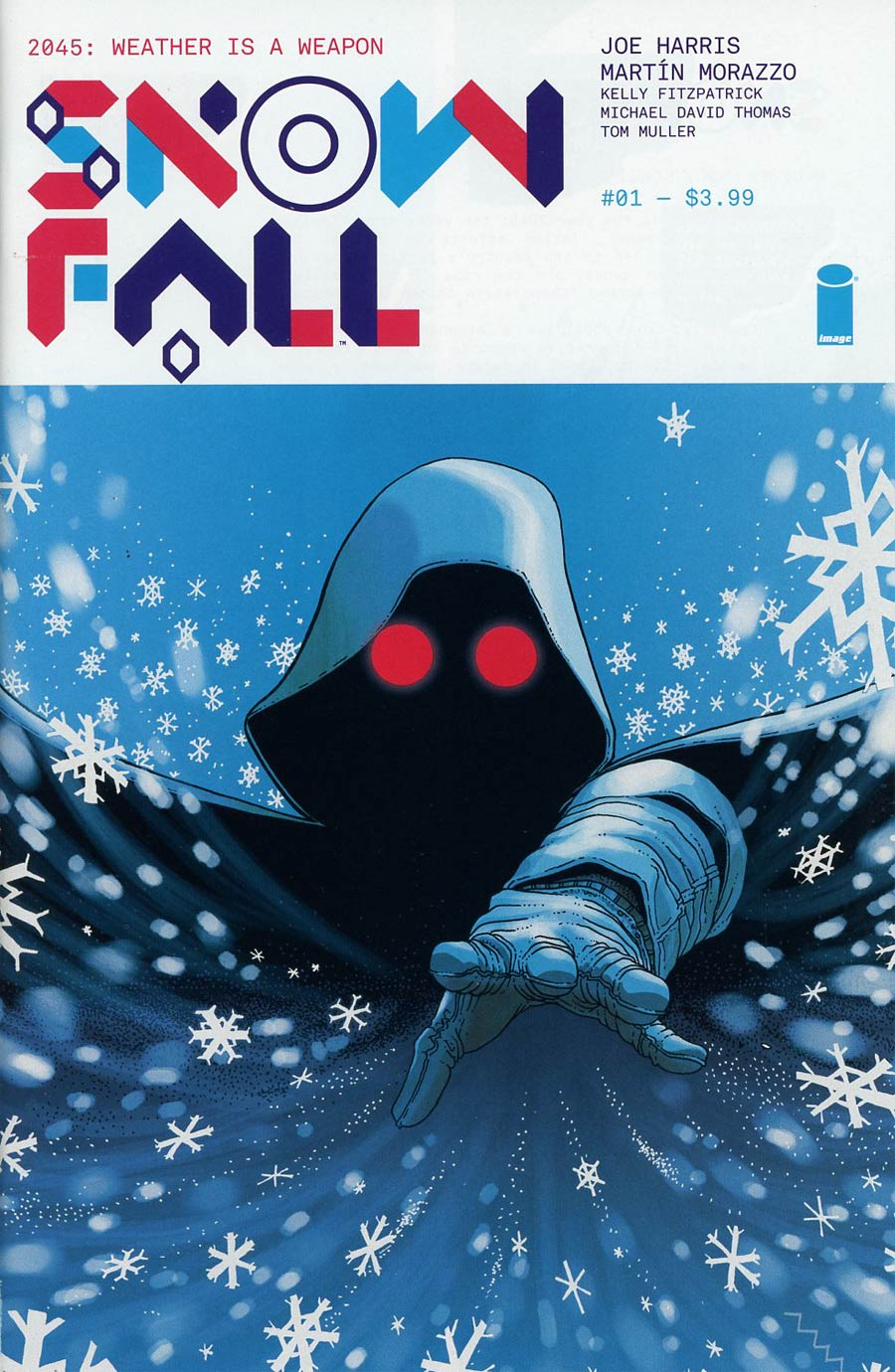 Snowfall #1