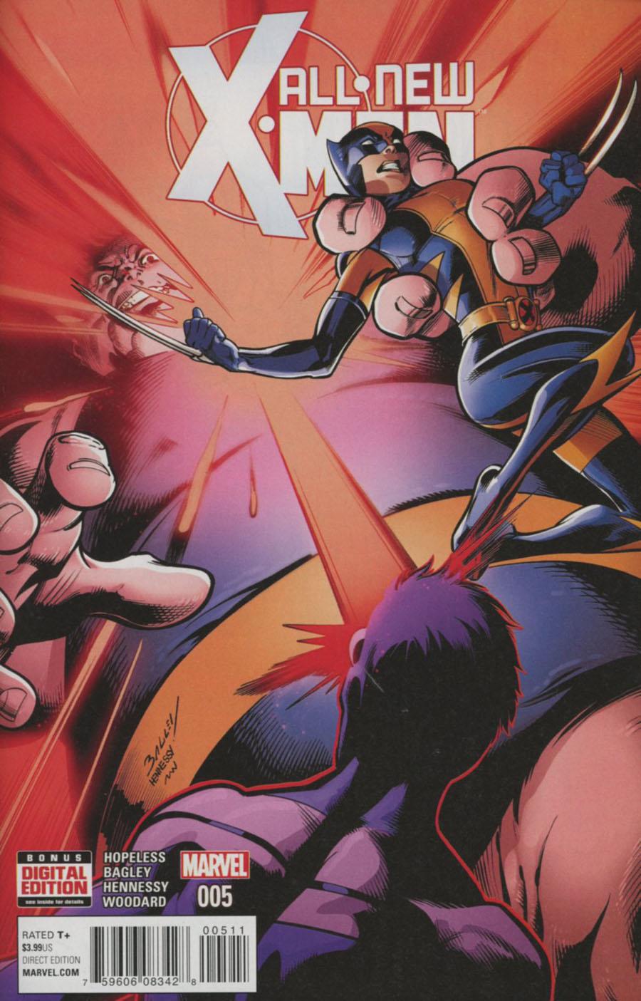 All-New X-Men Vol 2 #5