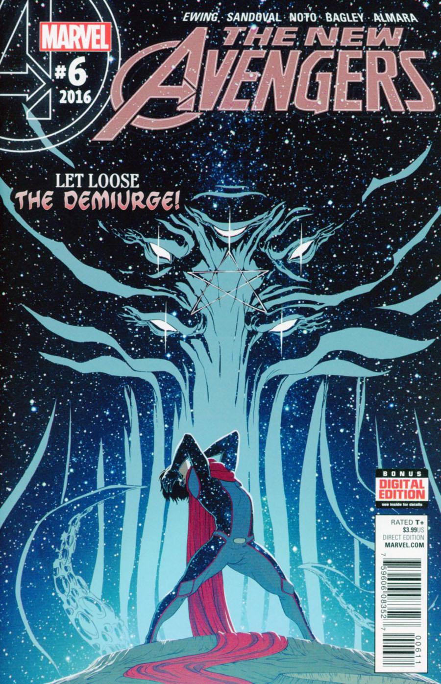 New Avengers Vol 4 #6