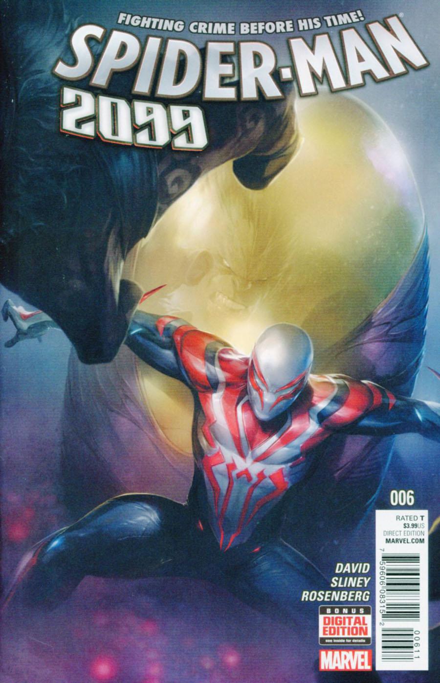 Spider-Man 2099 Vol 3 #6