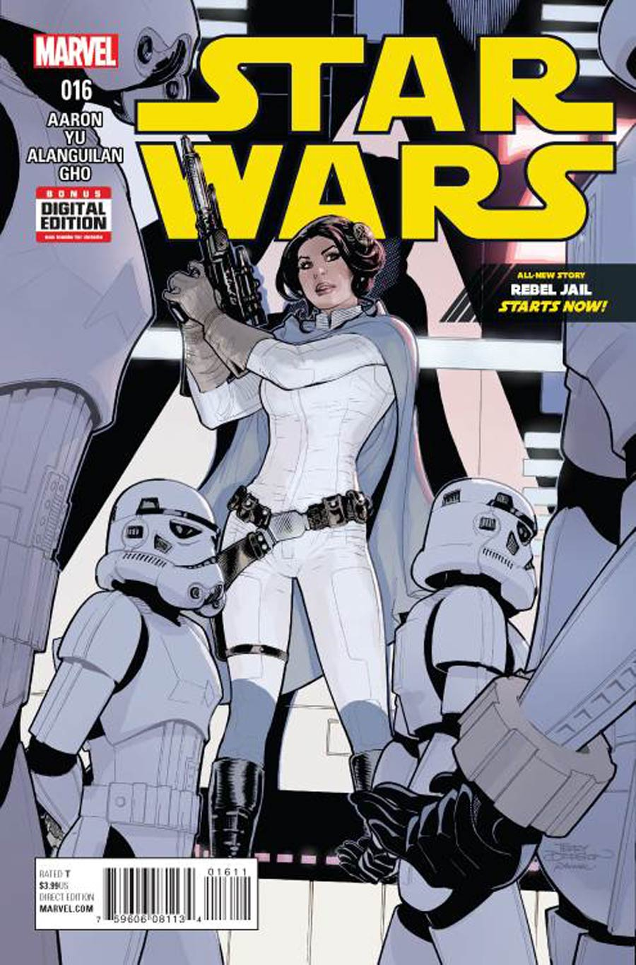 Star Wars Vol 4 #16 Cover A Regular Terry Dodson Cover