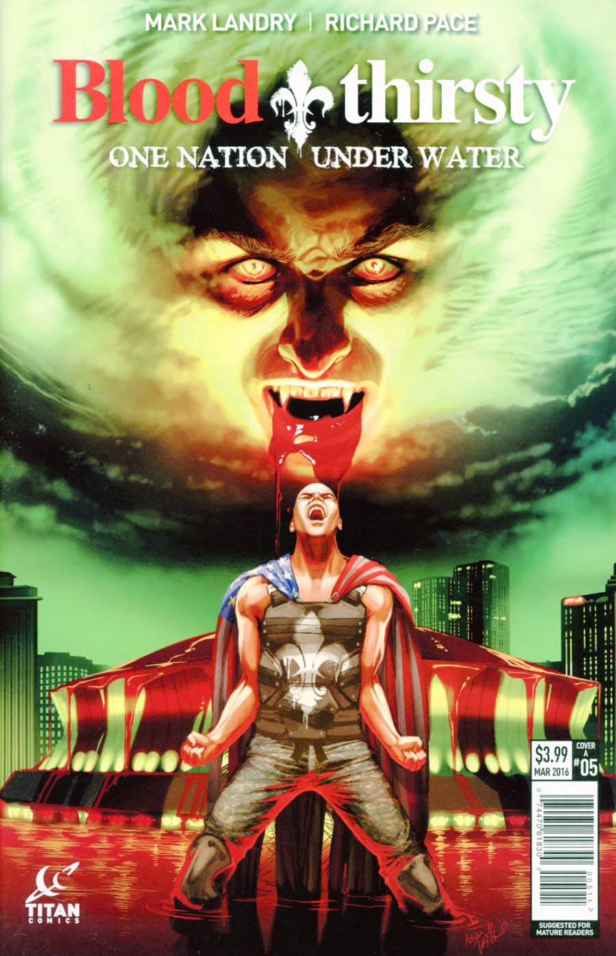 Bloodthirsty One Nation Under Water #5 Cover A Regular Ashley Witter Cover