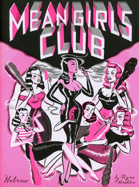 Mean Girls Club One Shot