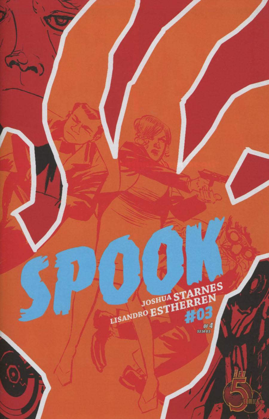 Spook (Red 5 Comics) #3