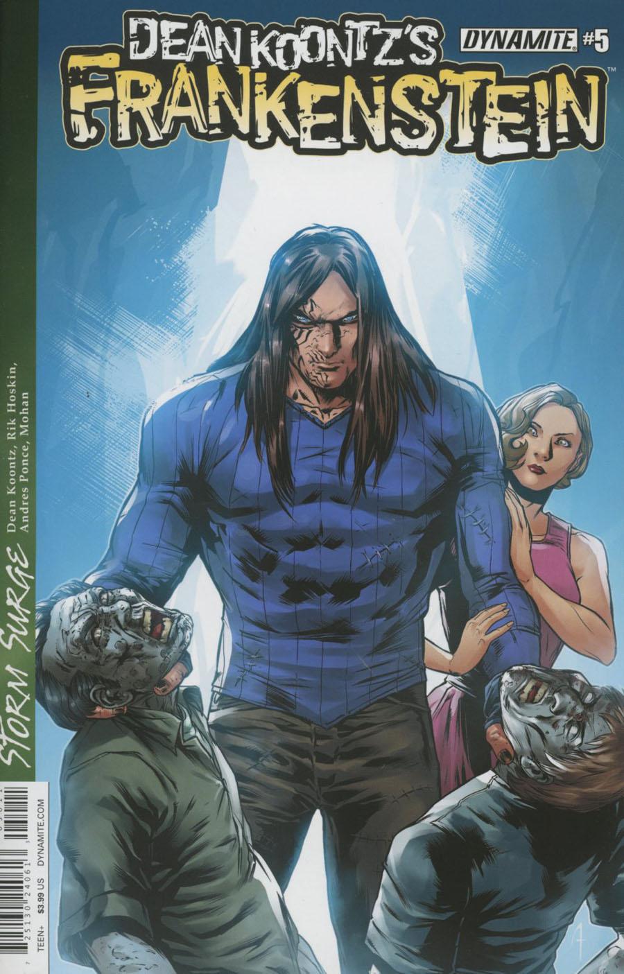 Dean Koontzs Frankenstein Storm Surge #5